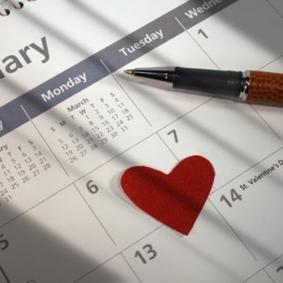 calendario boda