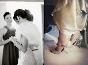 novia zpatos plata