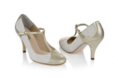 zapatos de baile de rachel simpson blancos