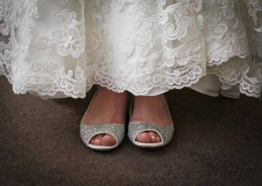 peep toe novia planos