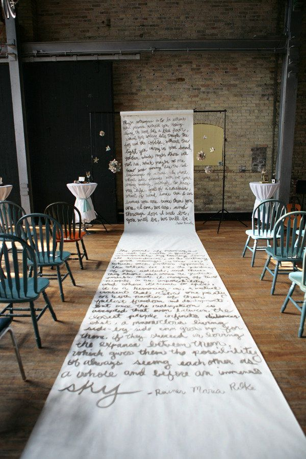 Crea un espacio exclusivo para tu ceremonia de boda: 10 ...