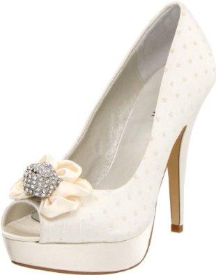 zapato de novia membur plumetti