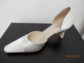 zapato de novia tacon 5cm innovias