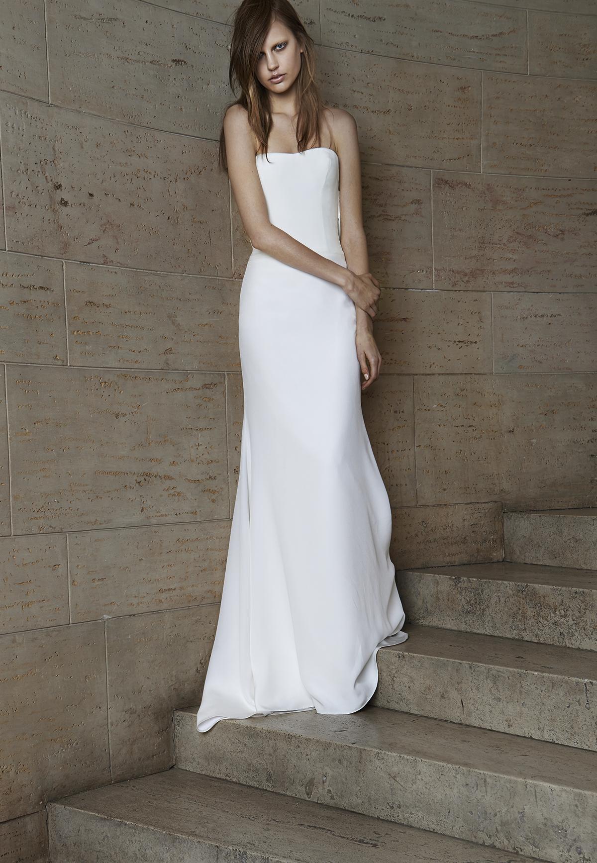 Los 5 Vestidos De Novia Primavera 2015 De Vera Wang