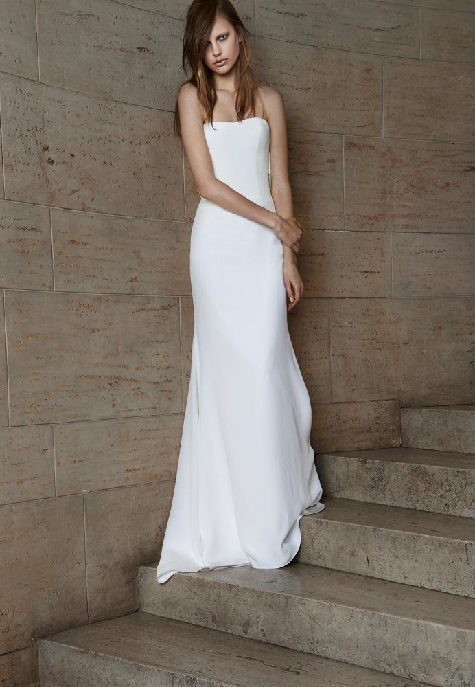 Los 5 vestidos de novia primavera 2015 de Vera Wang favoritos de Innovias. (5/6)