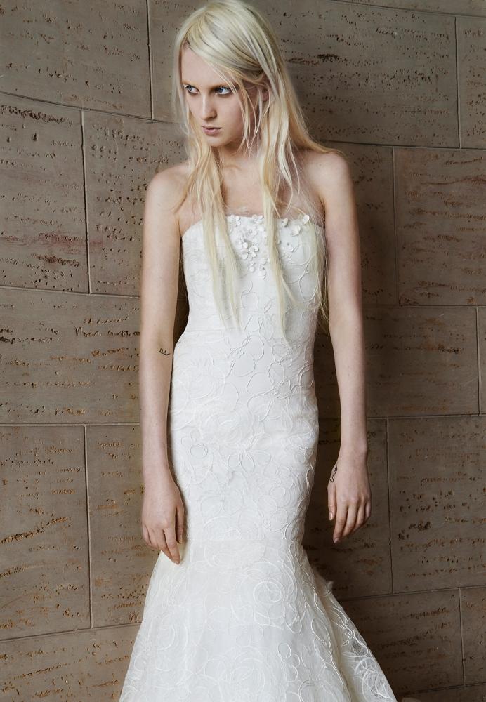 Los 5 vestidos de novia primavera 2015 de Vera Wang favoritos de Innovias. (3/6)