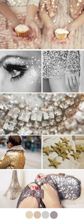 inspiración glitter