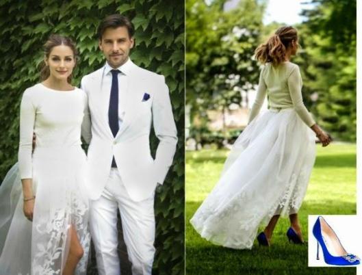 Olivia Palermo boda