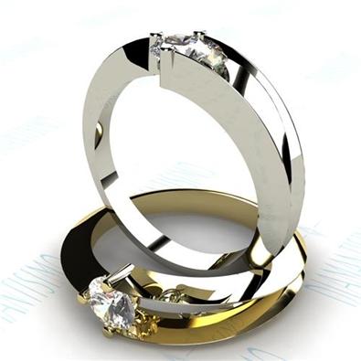 solitario openstar diamantisimo