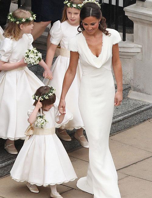 Vestido novia kate middleton alexander mcqueen
