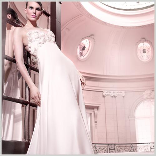 vestido de novia  pimela de innovias