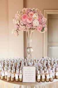 Recuerdos ideales para bodas. Vía Pinterest