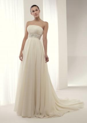 Vestido de novia Avalon de Innovias.