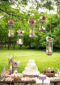 Ideas para una boda en el campo. Vía Pinterest.