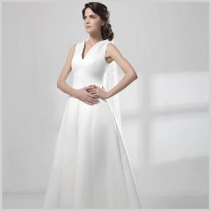 Vestido de novia Cabila de Innovias.