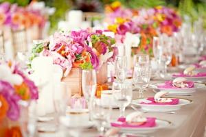 Cuidado banquete de boda. Fuente: seasonsoflifeevents.com