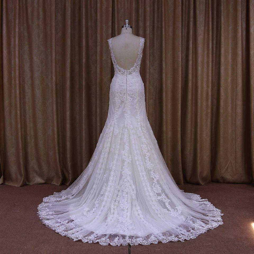 Vestidos de novia corte catedral
