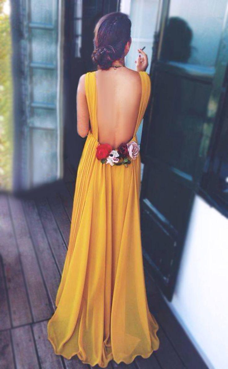Vestidos de invitada de boda originales