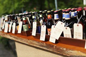 Degustación de cervezas para la celebración. Vía Pinterest.