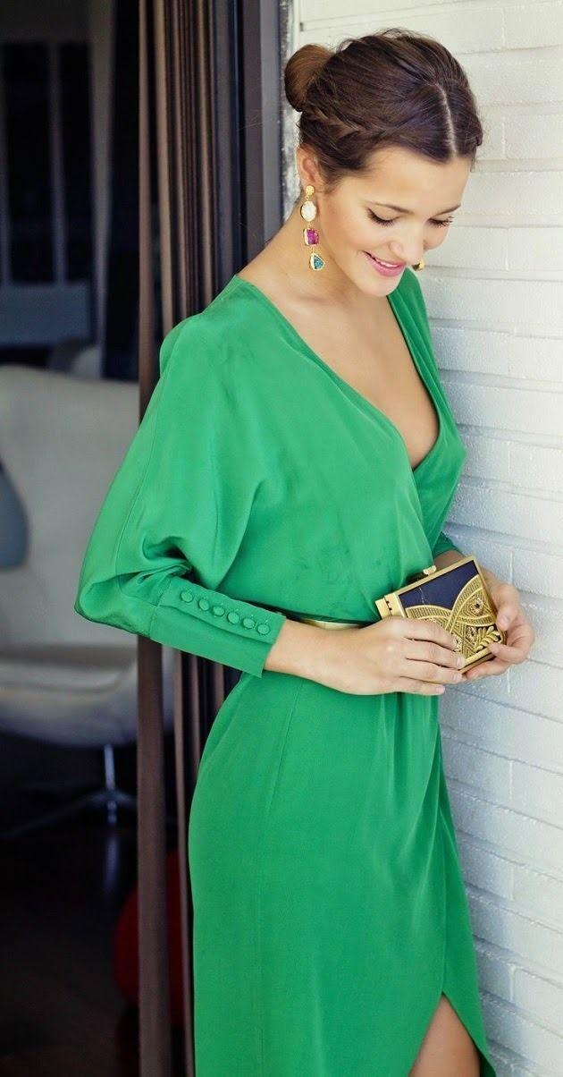 vestidos de invitadas lisos | innovias