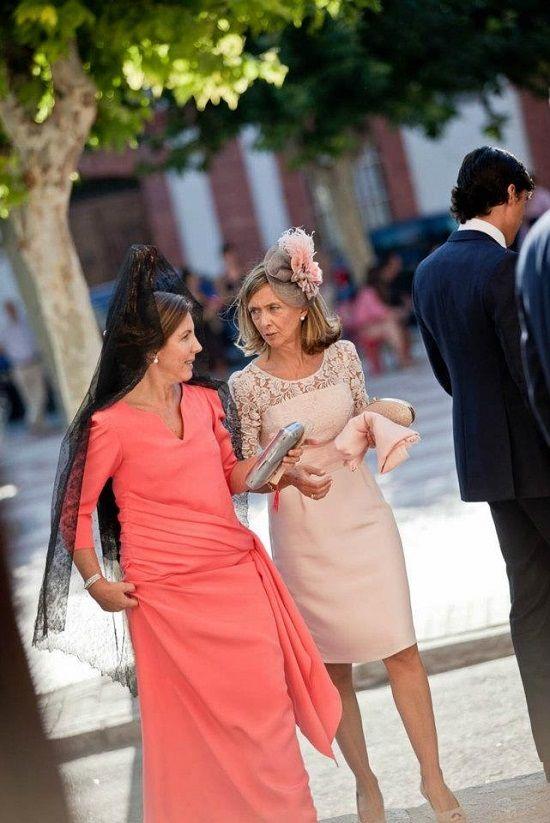 Vestidos de madrina en pinterest