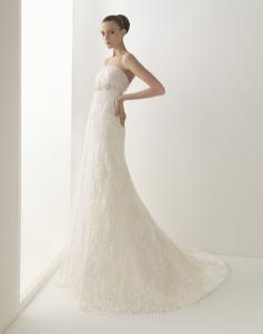 Vestido de novia Outlet modelo Vanina.