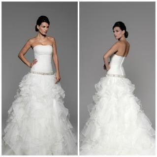 Vestido de novia en alquiler Anais de Innovias