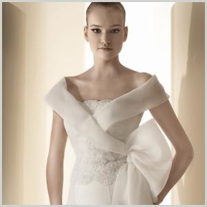 Bolero de Innovias para hacer dos vestidos en uno.