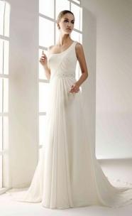 Vestido de novia Ariel de la colección Innovias.