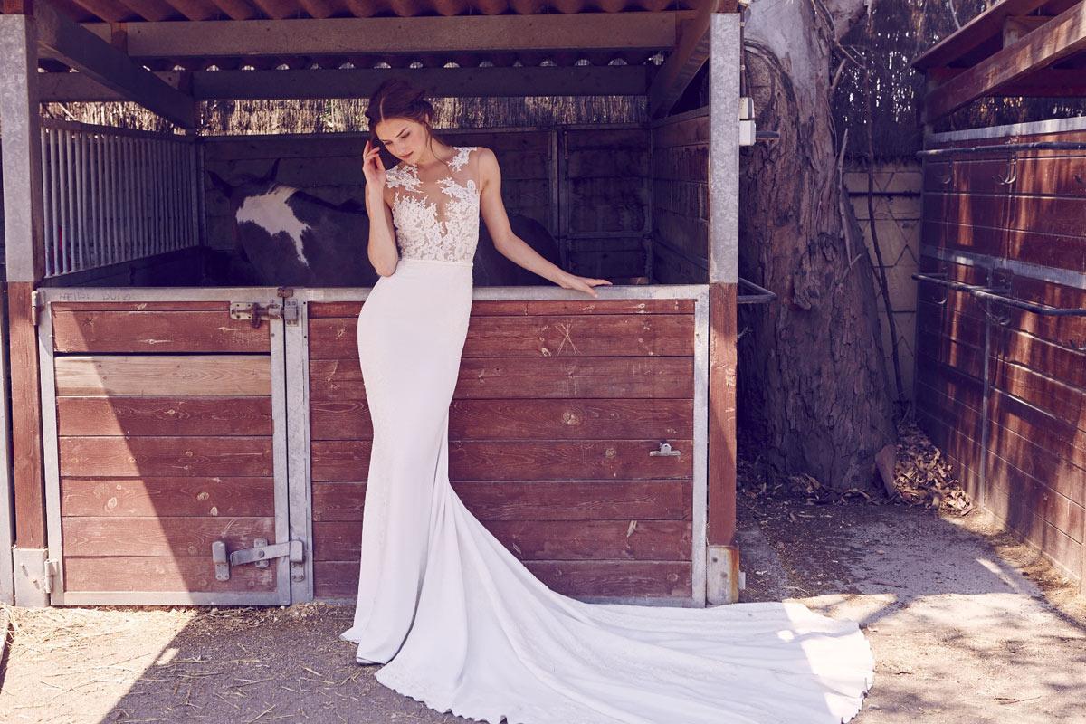 transparencias para el traje de novia | Innovias