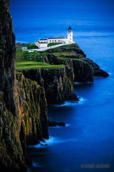 Lugares que enamoran: Escocia. Vía Pinterest.