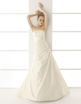 Vestido Muselina de la colección Marfil.
