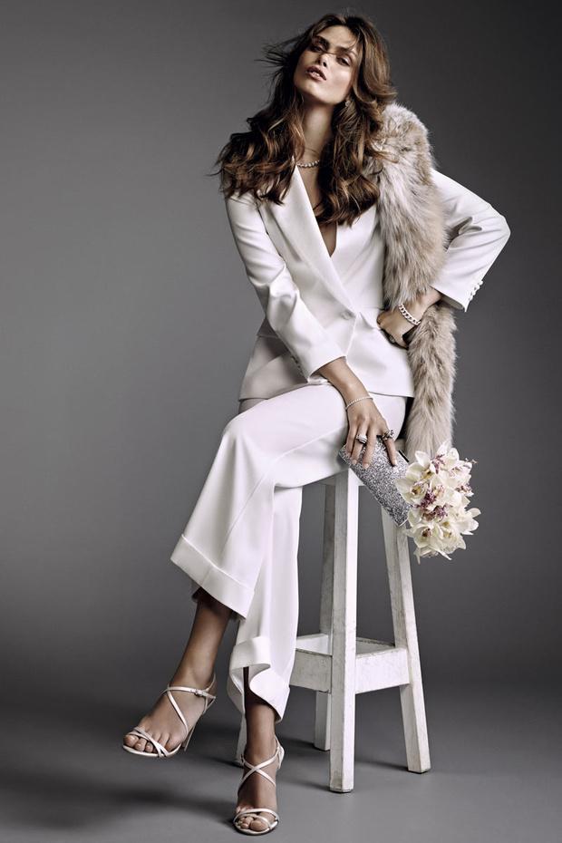 trajes de chaqueta de novias | Innovias