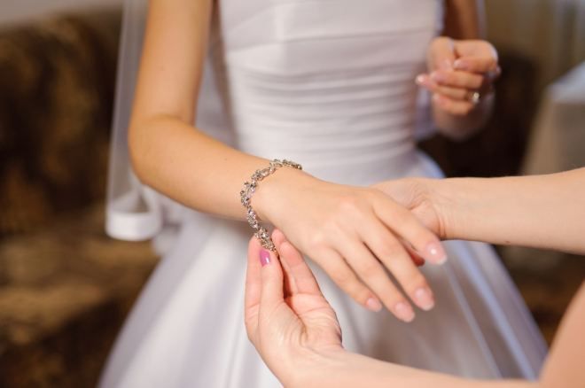 Algo prestado de novia visto en bodas.com.mx