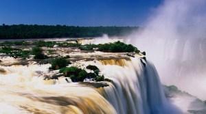 Cataratas de Iguazú vistas en Catai.es