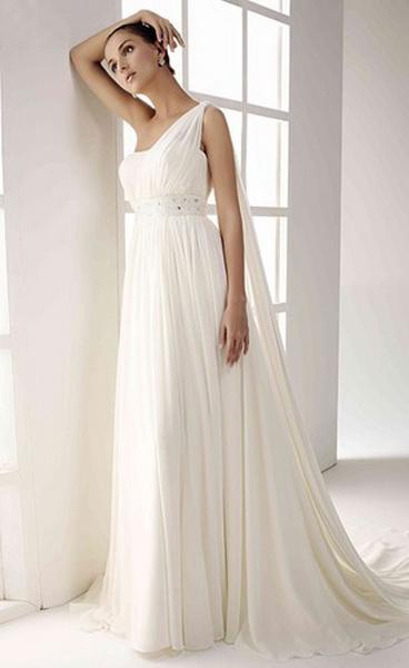 Vestidos de novia tipo griego