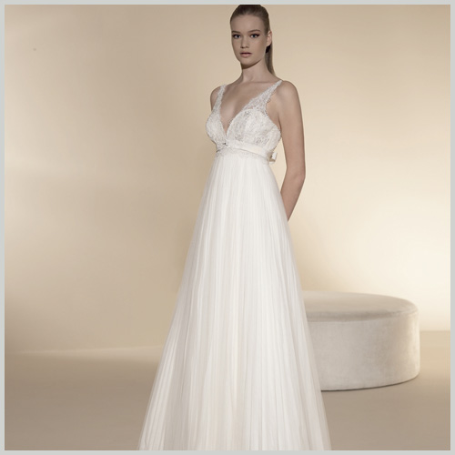 vestido novia embarazada madrid | innovias