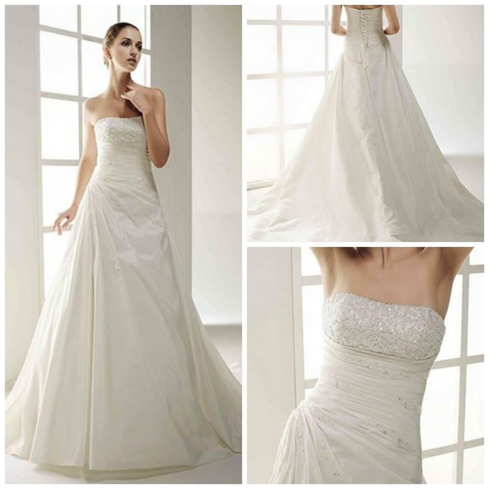 Vestidos de novia para embarazadas de Innovias | Innovias