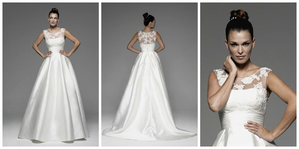 Vestidos novia alta costura alquiler