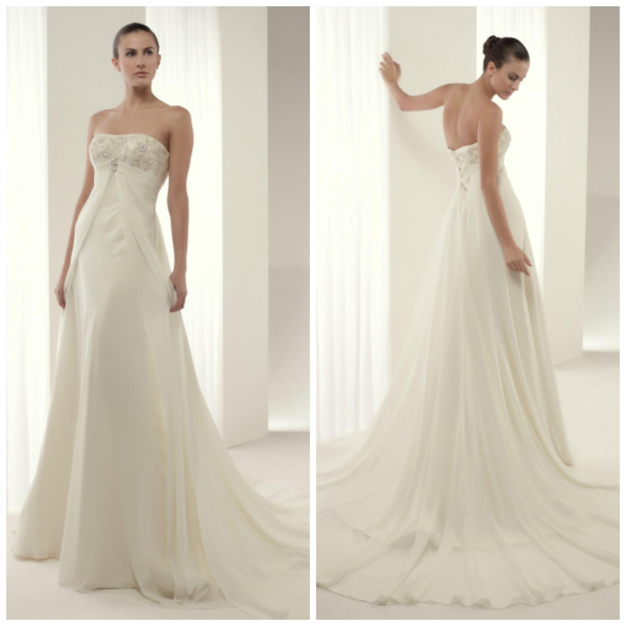 Vestidos de novia para hacer montajes