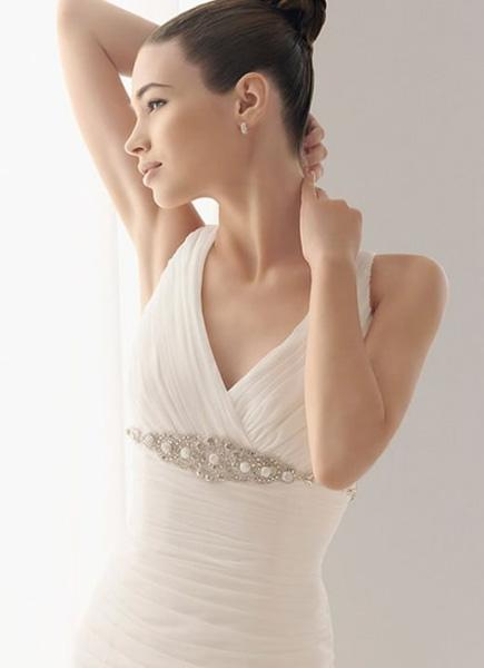 Vestido de novia Burgos de Innovias