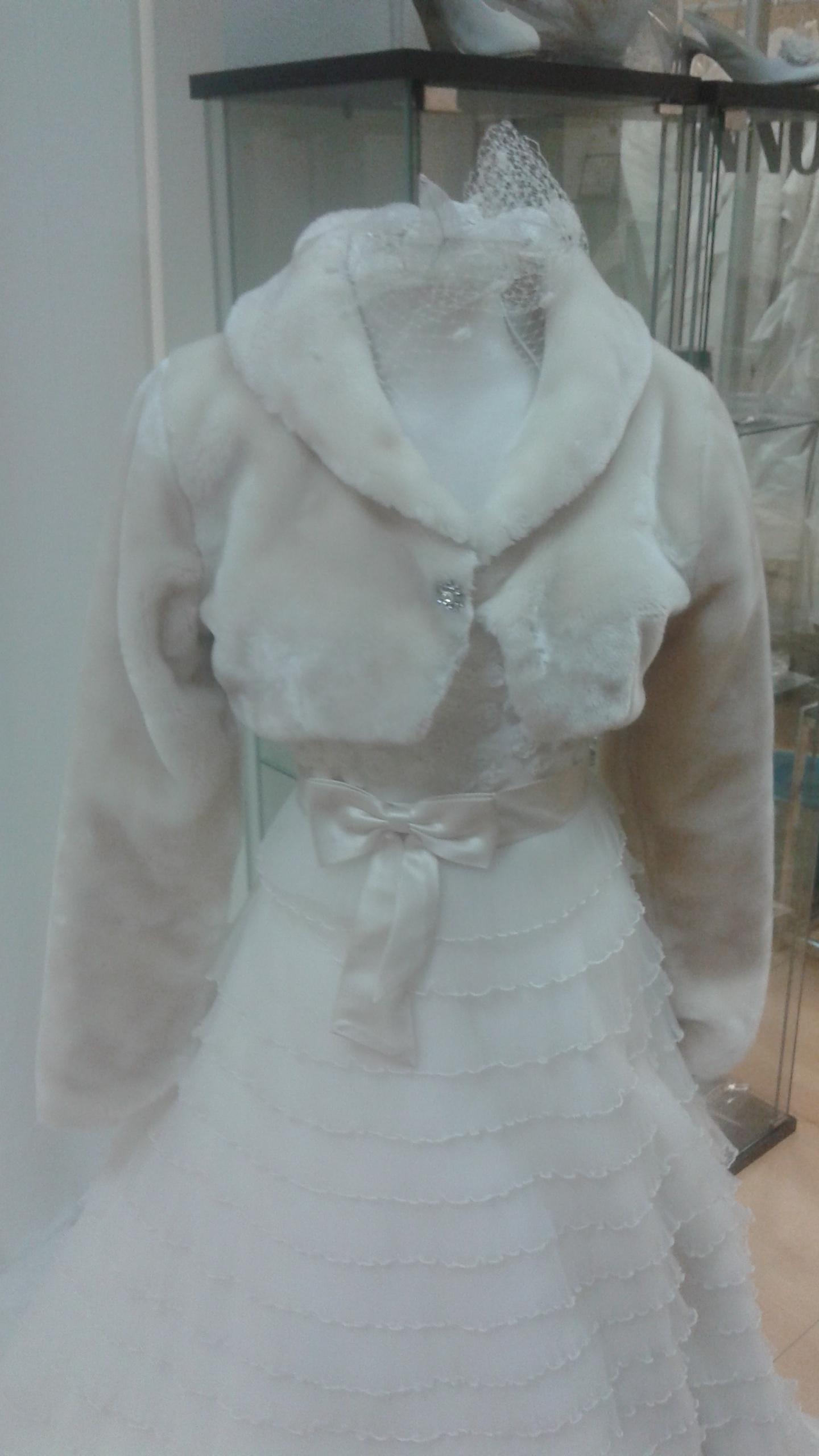Chaquetas y abrigos de novia para cualquier estilo by Innovias ...