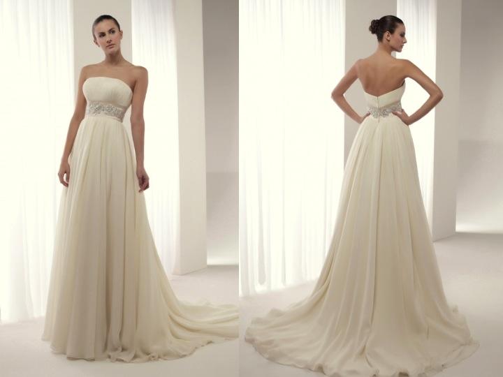 vestidos minimalistas novias | innovias
