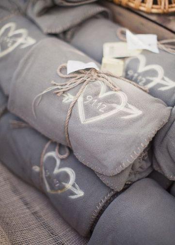 mantas personalizadas boda