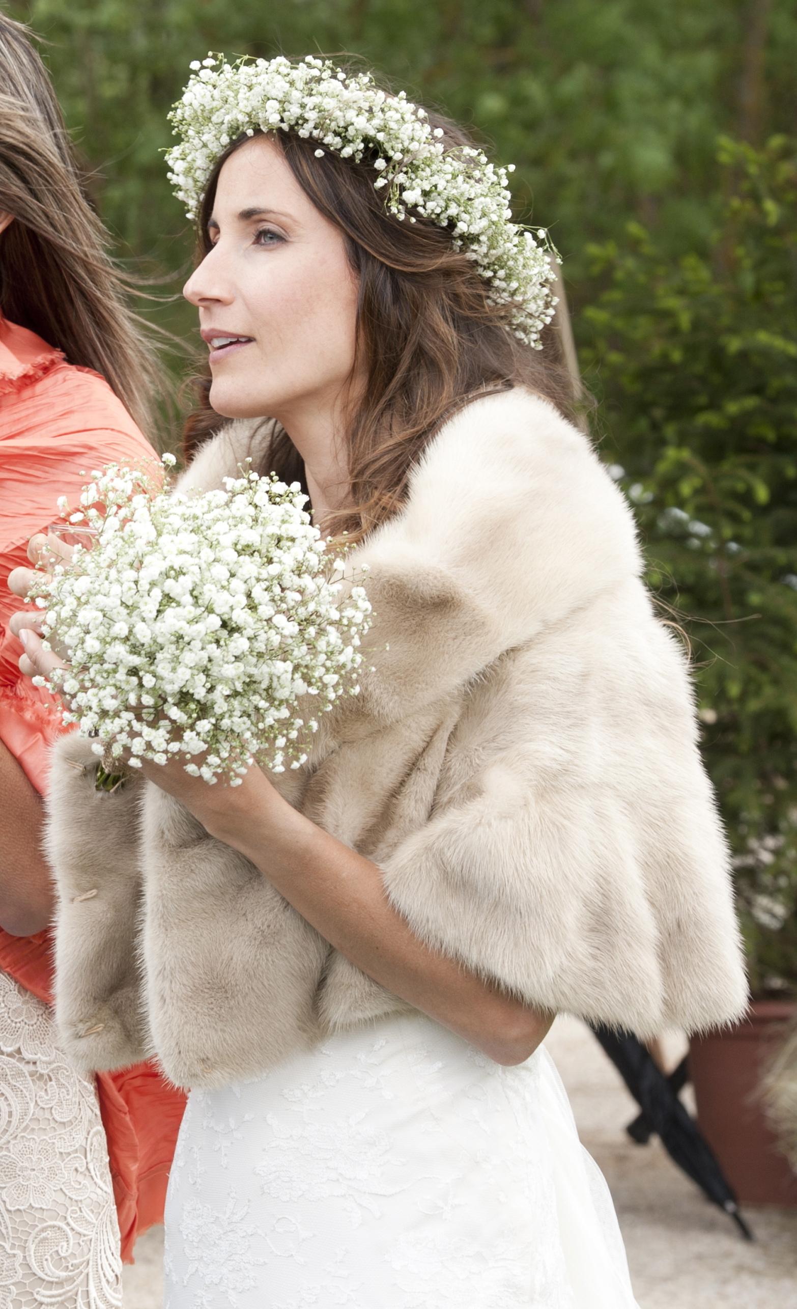 chaqueta novia lana | Innovias