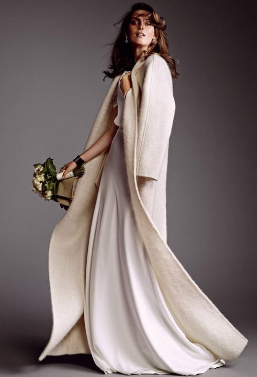 Alquiler de abrigos de novia