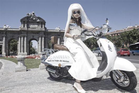 novia moto
