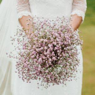 ramo de flores silvestres boda rustica