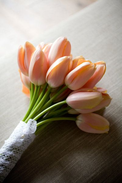 ramo_de_novia_tulipán_naranja