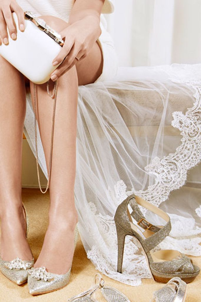 zapatos de novia oro | innovias